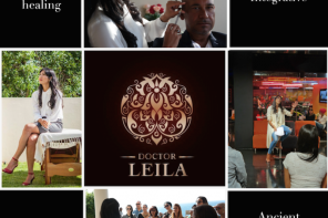 DR. LEILA IS DIVINELY INSPIRED TO HEAL