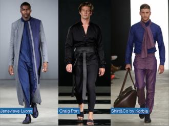 South African Menswear Week SS15/16