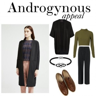 Androgynous appeal