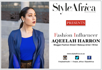 Fashion Breed: Aqeelah Harron