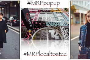 #MRPpopup CELEBRATING LOCAL DESIGN