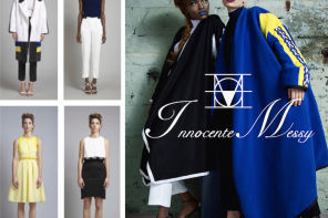 MUST HAVE COATS FROM MOBALY COLLECTION BY INNOCENTE MESSY