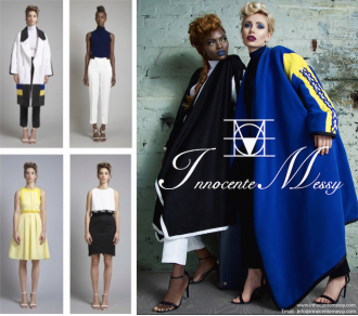 Must Have Coats from the  Mobaly Collection by Innocente Messy