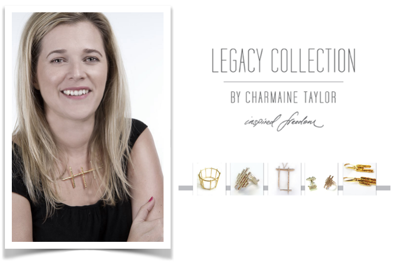 Nelson Mandela Day Legacy Collection Charmaine Taylor Robben Island