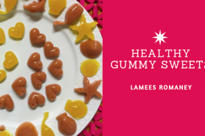 HEALTHY GUMMY SWEETS
