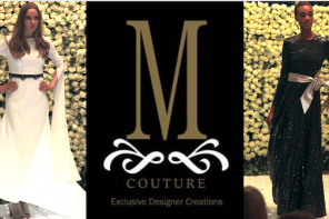 M-COUTURE DEBUTS AT THE RED CARPET FASHION SHOW