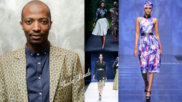 Global Influence of SA Designers - Thula Sindi - by Bongiwe